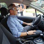 实车演示-驾驶行为研究