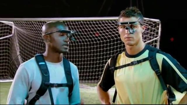 Ergoneers眼动追踪-罗纳尔多(Cristiano Ronaldo)
