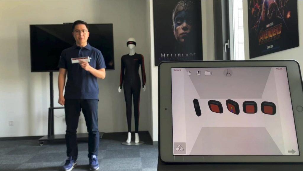 Xsens DOT可穿戴惯性传感器介绍20200317