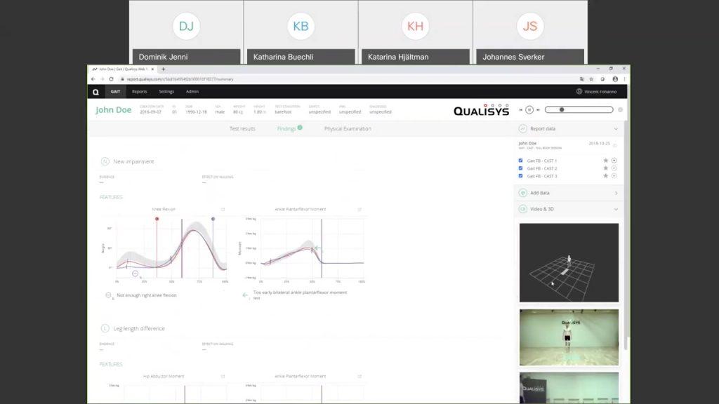 【视频回放】网络研讨会|整合Kistler测力台和三维运动捕捉系统Qualisys mocap