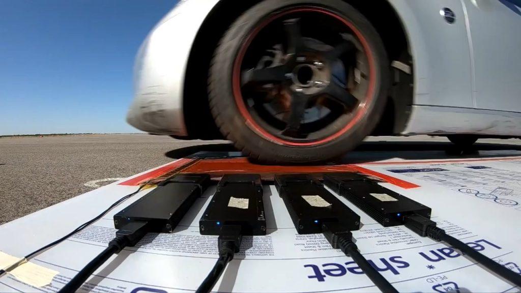 XSENSOR动态轮胎压力监测系统
