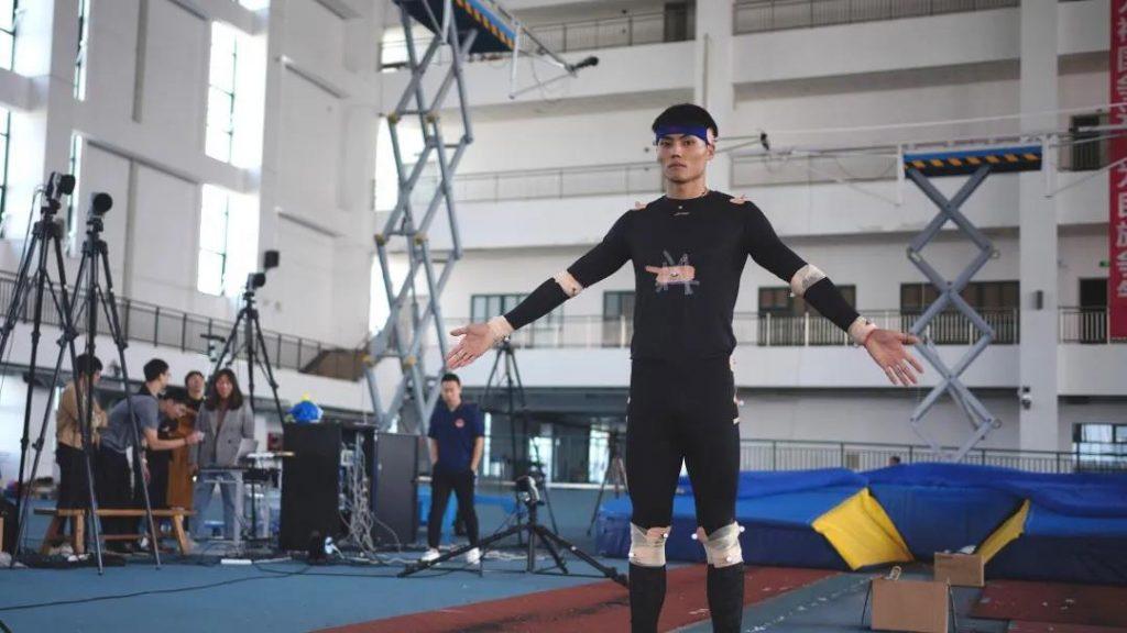 Qualisys用户案例|上海体育学院运动技能研究中心