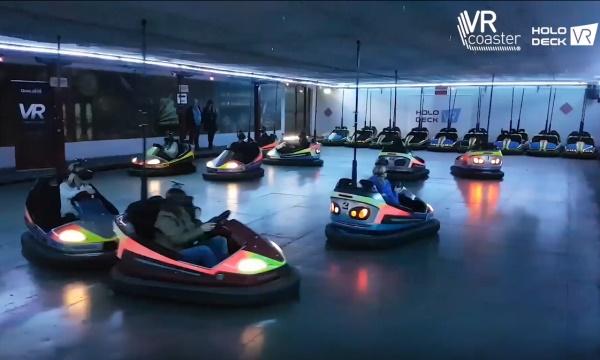 Qualisys帮助Steampunk制作VR预告片
