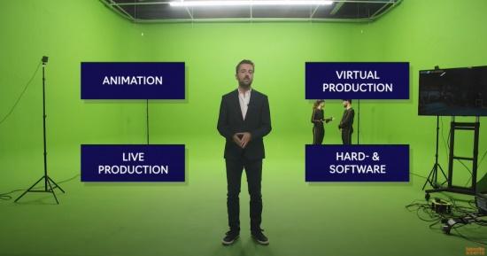 Xsens MVN Animate 2020:释放创造力