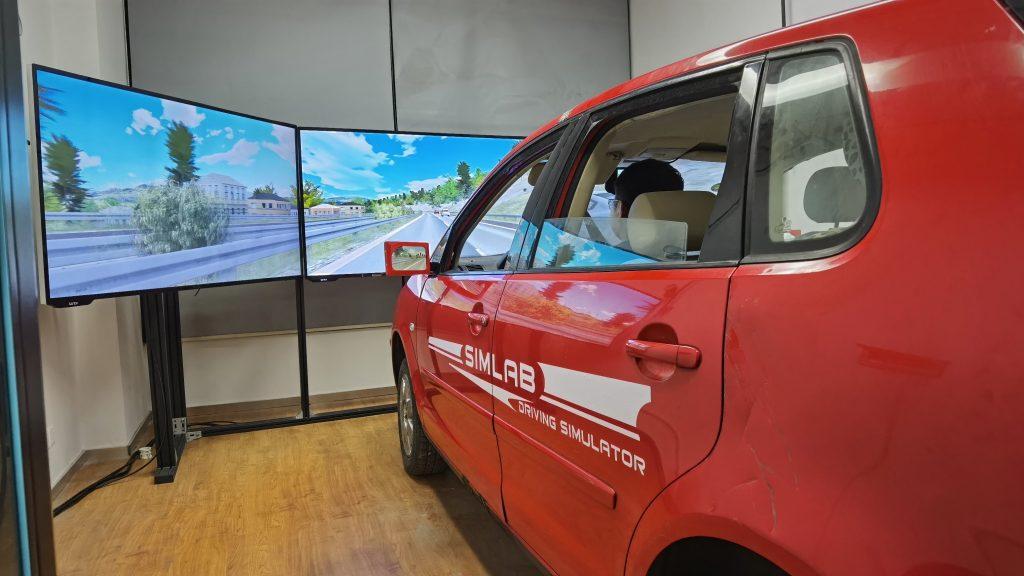实车驾驶模拟器